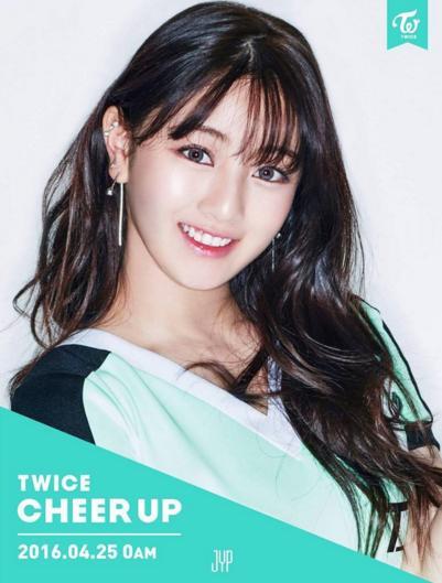 2015年韓国でデビューしたTWICEは、オーディション番組から選ばれた9人組ガールズグループです。今回はハーフのようにかわいいリーダーのジヒョ について紹介します。