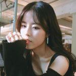 韓国女優ドヒ