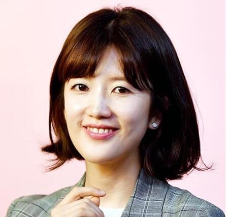 女優チャンソヨン