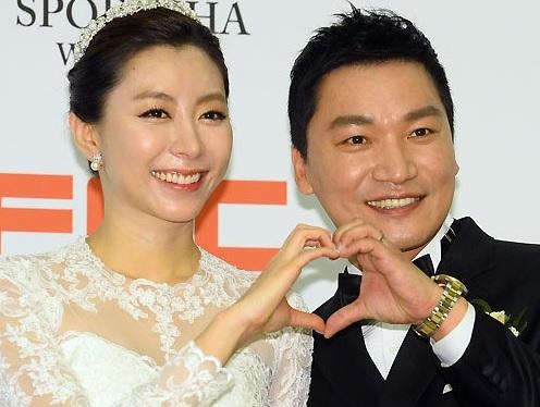 チョジェユン結婚