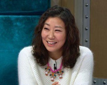 韓国女優ラミラン