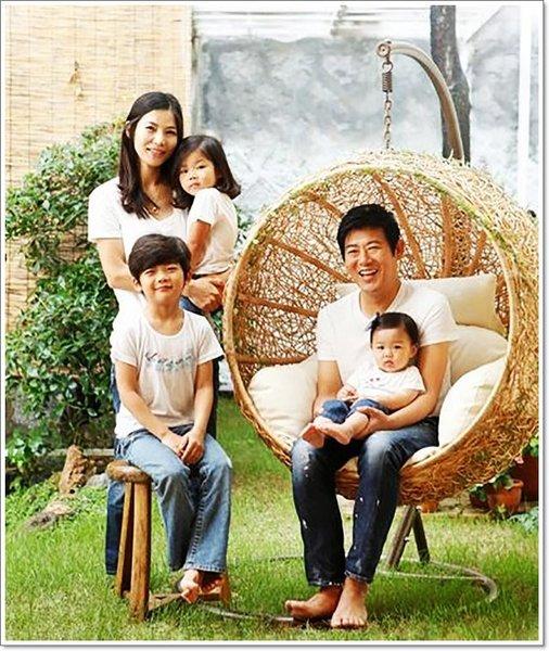 ソンドンイル家族