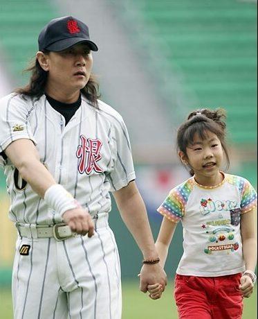 ホジュノと娘