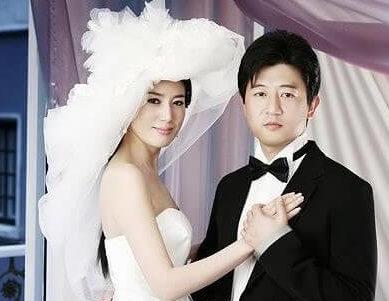 パクサンミン結婚