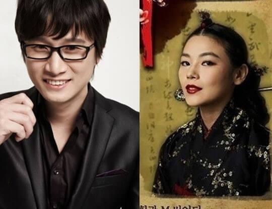 韓国俳優ソンセビョクと妻