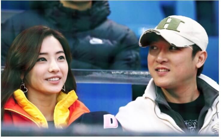 韓国ハンチェヨンと夫