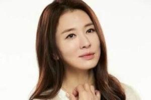 韓国女優イイルファ