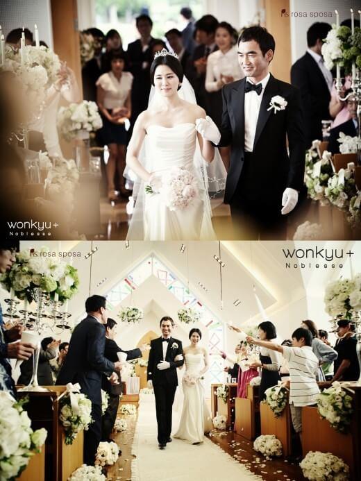 イイルファ結婚式