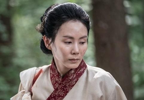 韓国ドラマ私の国・パクイェジン
