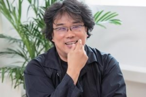 ポンジュノ韓国映画監督