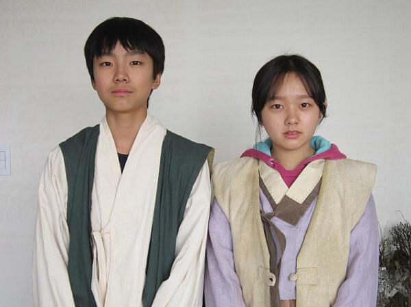 韓国女優チョンジソ子役時代