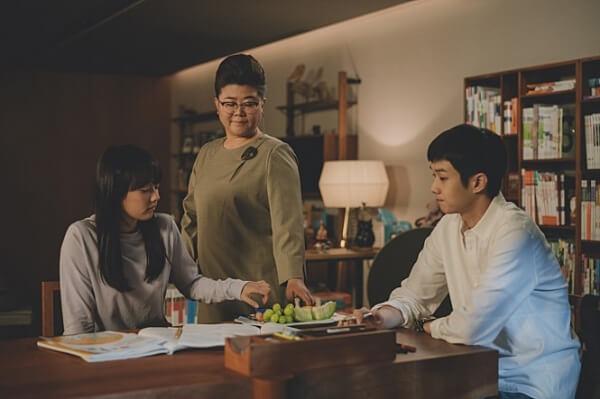 韓国女優チョンジソ・映画パラサイト