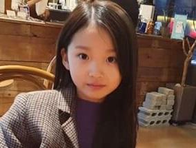 クサラン韓国キッズモデル