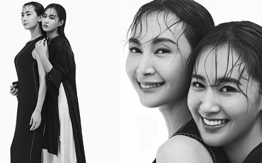 韓国女優チェシラと少女時代ユリ