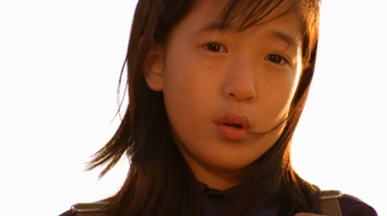 韓国女優チョンインソン子役時代