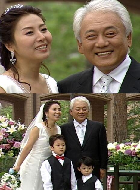 チェミョンギル結婚