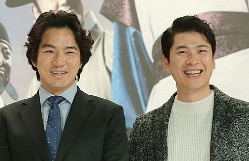 俳優キムサンギョンとソンイルグクは似てる