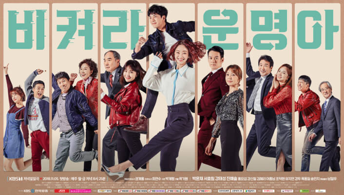 韓国ドラマ運命の渦