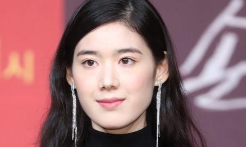 女優チョンウンチェ