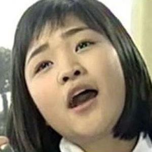 韓国女優ユンジニ子役時代