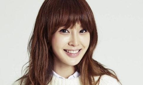韓国女優チョアン