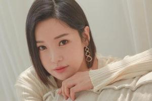 韓国女優ナムギュリ