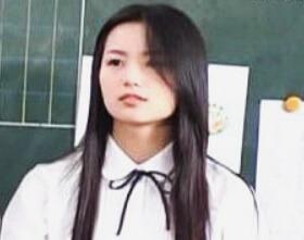 韓国女優ナムギュリの子供時代