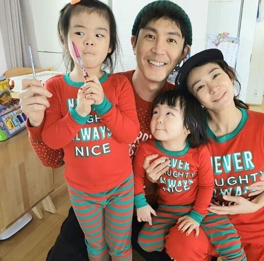 シムイヨンとチェウォニョンの子供