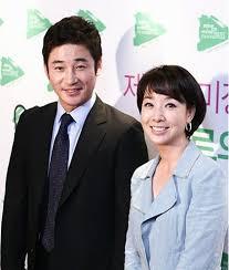 女優キムボヨンとチョンノミン