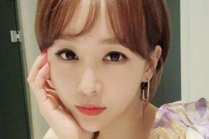 韓国歌手女優ハニョン