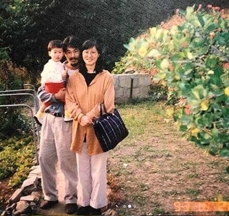 韓国俳優オグァンノクの結婚と子供