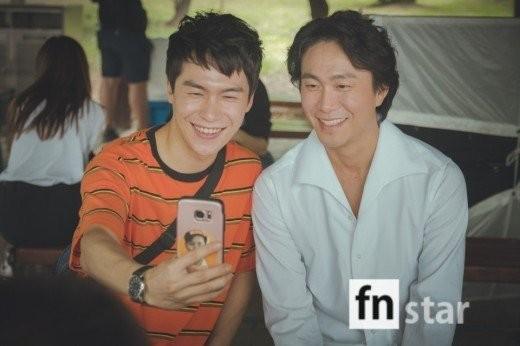 韓国俳優オジョンセとそっくりイジェウォン