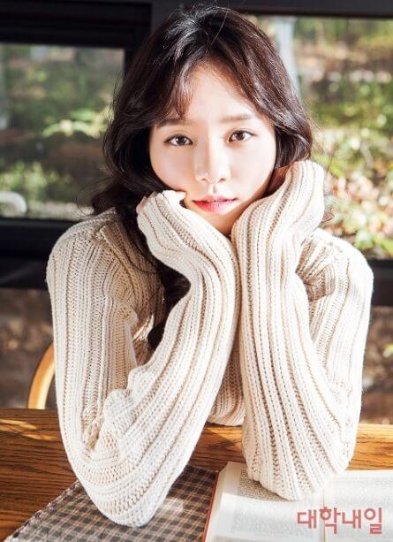 韓国女優パクギュヨン