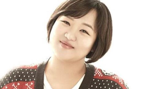 韓国女優ハジェスク