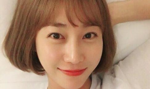 韓国女優ハシウン