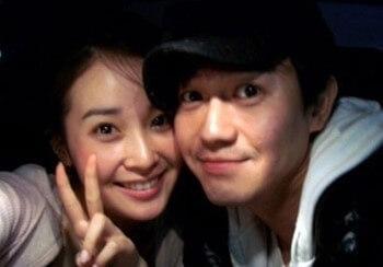 韓国女優チョアンと元カレパクヨンウ