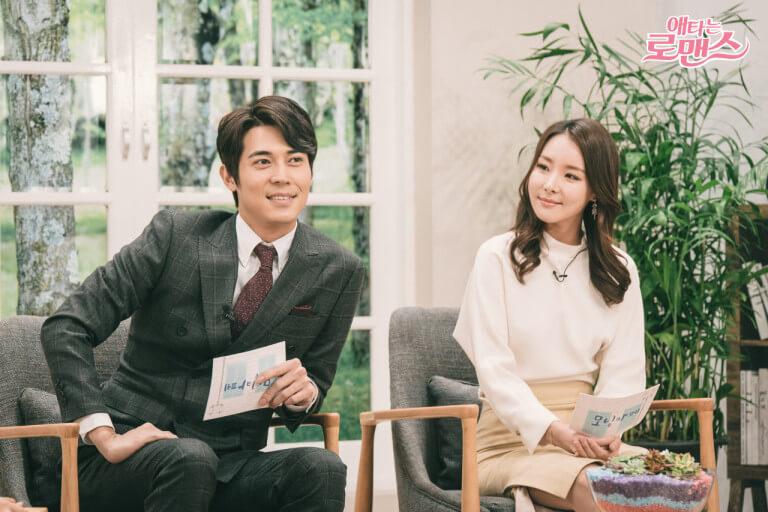 韓国俳優キムヒョンミン妻と共演