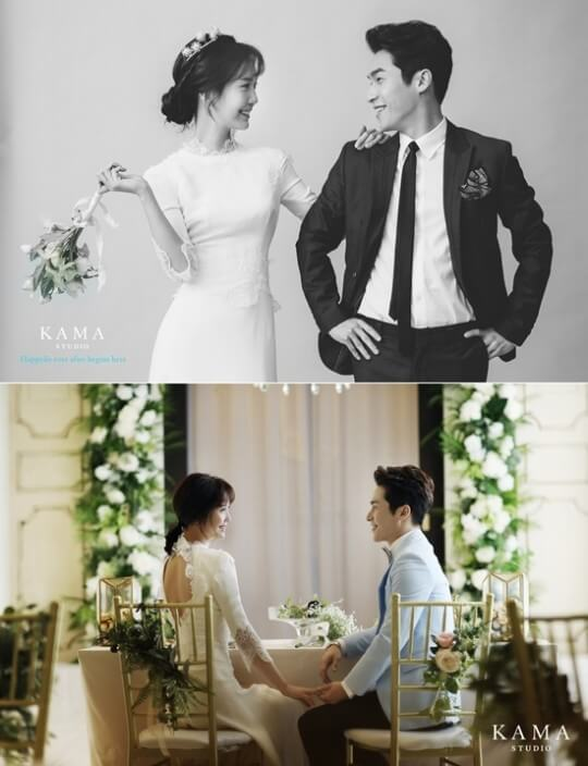 イジェウォン韓国俳優結婚画像