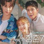 韓国ドラマ青春の記録