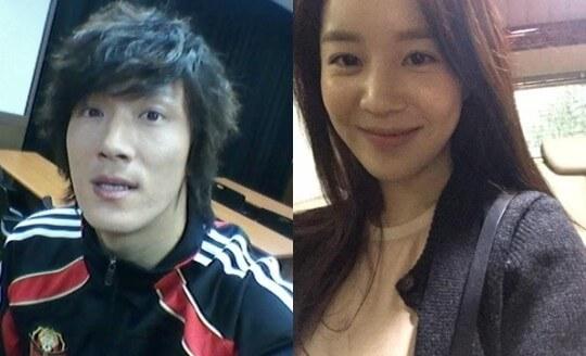 ソンソンユンと熱愛彼氏