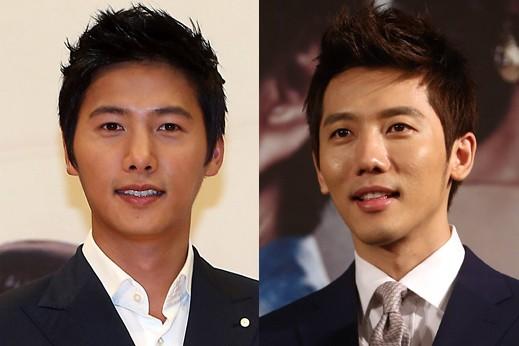 俳優キテヨンとイサンウは似てる