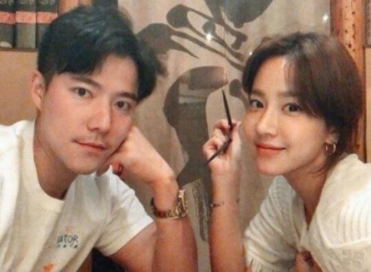 チョテグァン韓国俳優と結婚っした妻