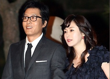 女優キムジスと故俳優キムジュヒョク