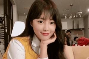 韓国女優ハンソウン