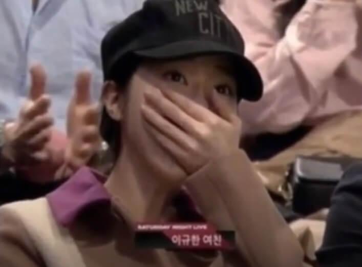 韓国俳優イギュハンの彼女