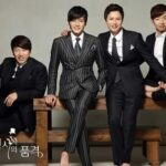韓国ドラマ紳士の品格