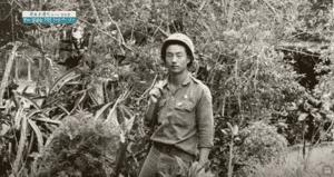 韓国俳優チョンドンファンのベトナム戦争時代