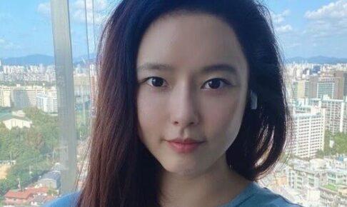 韓国女優オジウン