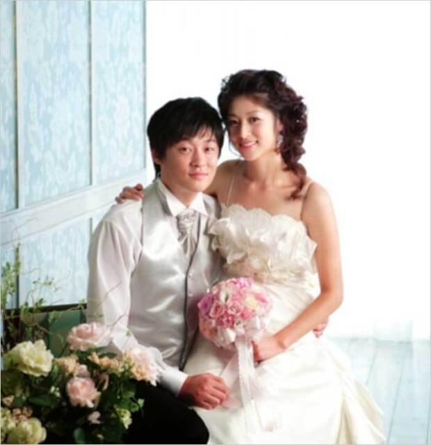韓国女優チャンシニョンの元旦那との結婚