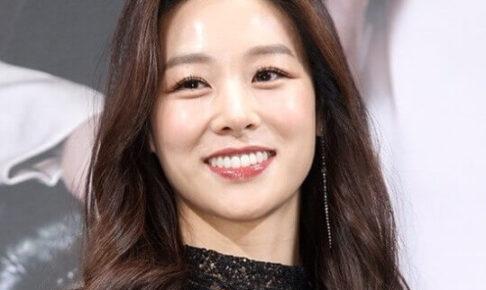 韓国女優チャンシニョン